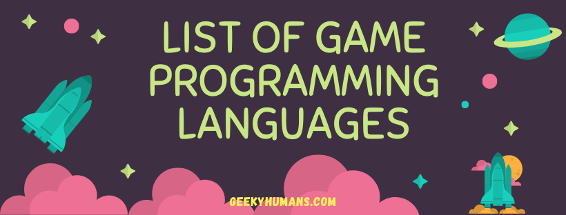 best-game-programming-language