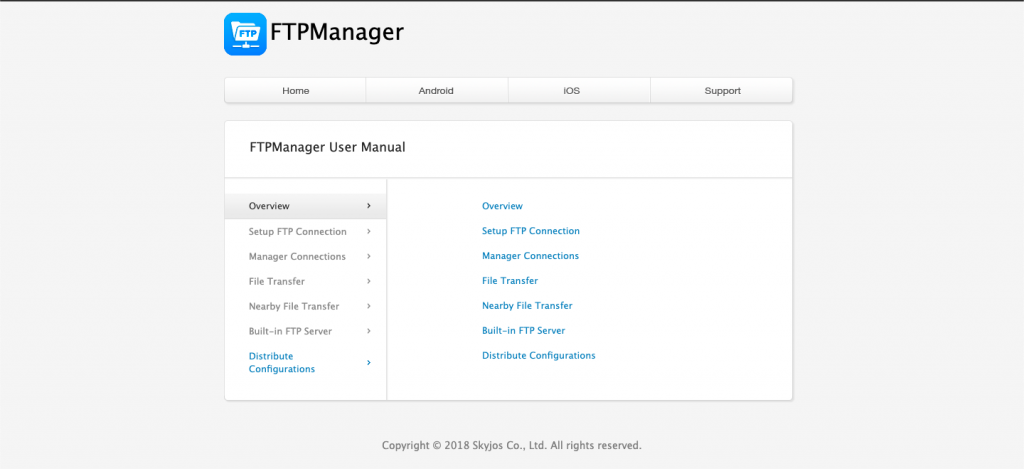 ftp-manager