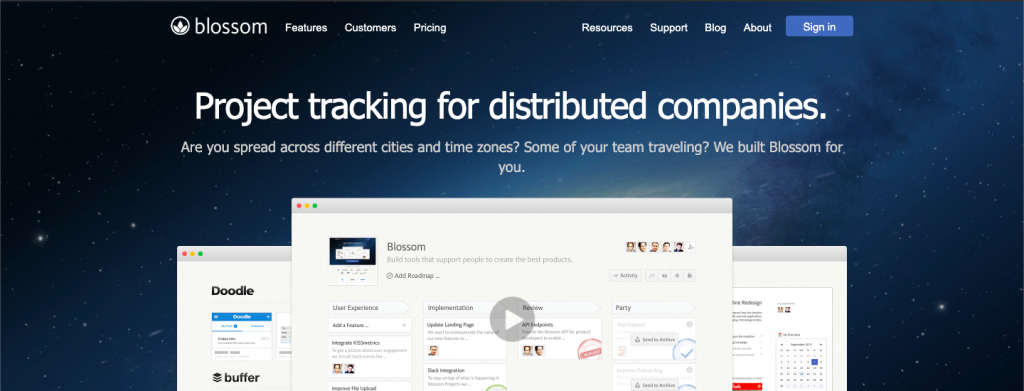 blossom-project-tracking-tools