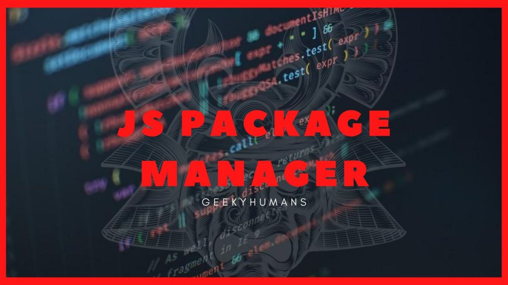 javascript-package-manager