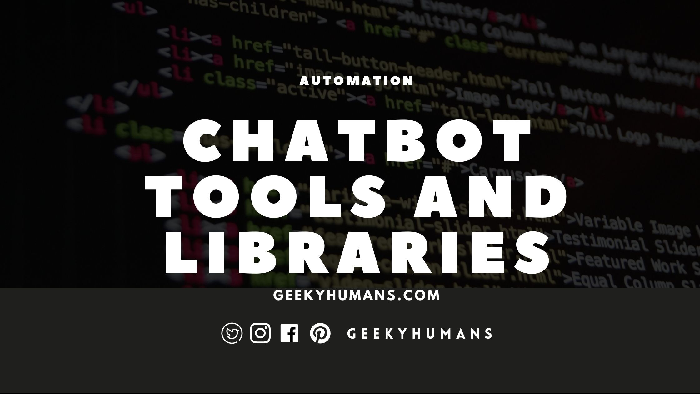 chatbot-development-tools