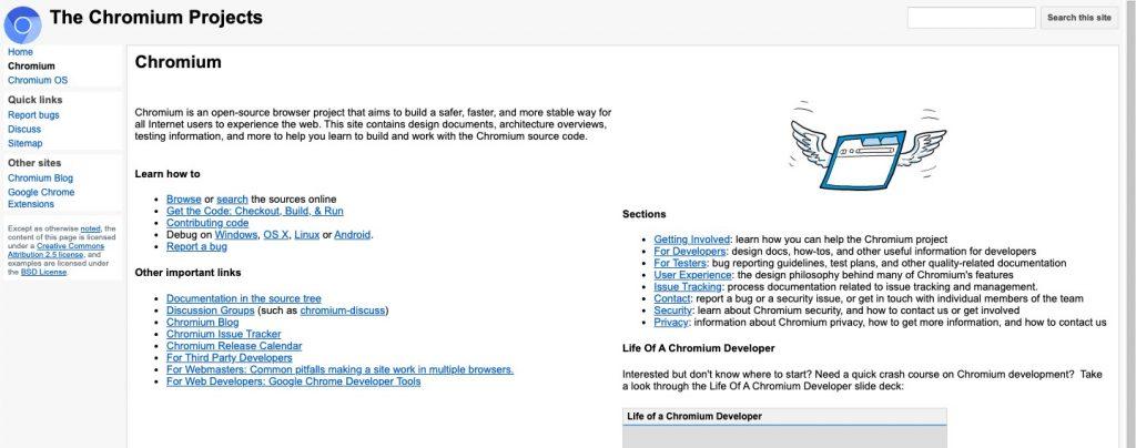 chromium-open-source