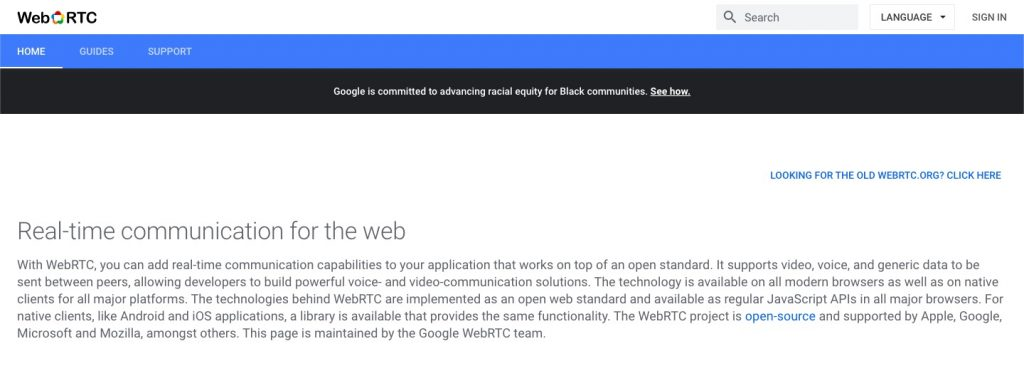 webrtc-open-source-projects