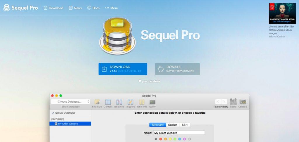 sequelpro-mysql-tools