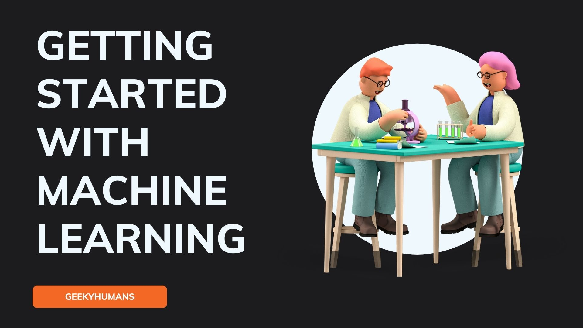 First-few-steps-to-learn-Machine-Learning